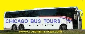 charter tour bus chicago